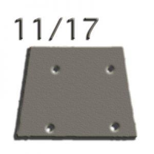 سقفی ۱۷-۱۱ سنگ شکن کوبیت ۱۲۰