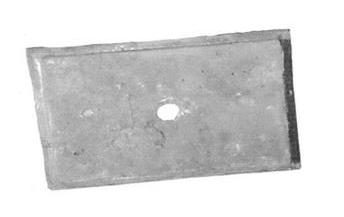 بغل بند ۲۰×۲۵ مستطیلی سنگ شکن HS